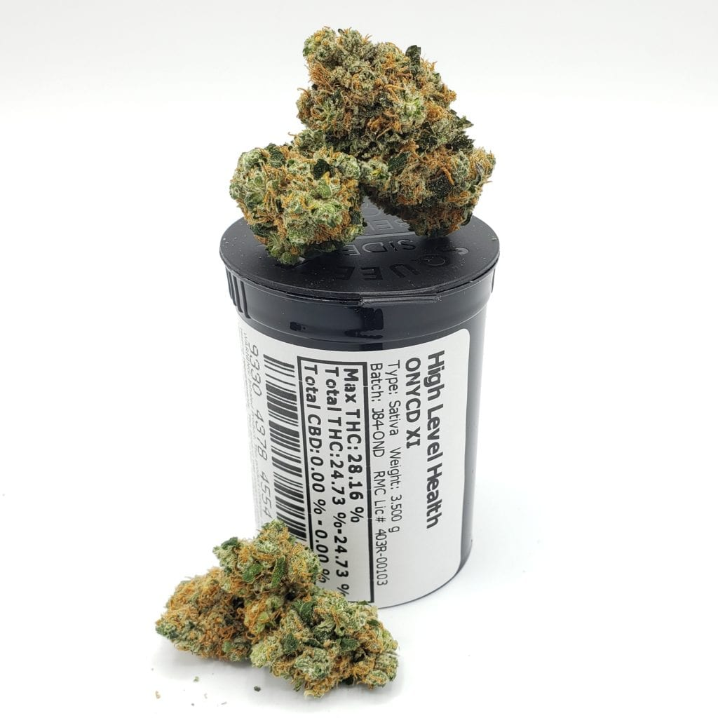 Original New York City Diesel XI Sativa Strain