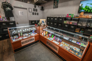 Colfax Recreational Counter