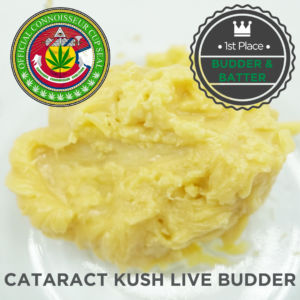 Concentrate Budder