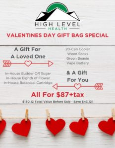 Valentines Gift Bag Special