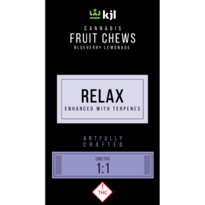 KJL Relax Fruit Chews