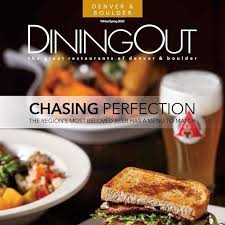 Dining Out Magazine Winter/Spring 2020
