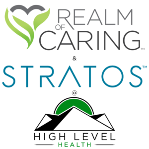 Realm of Caring and Stratos Event At High Level Health