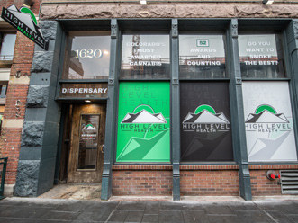 Market Dispensary Storefront