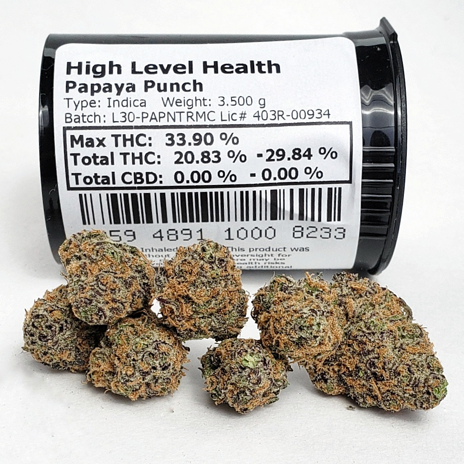 Papaya Punch Strain