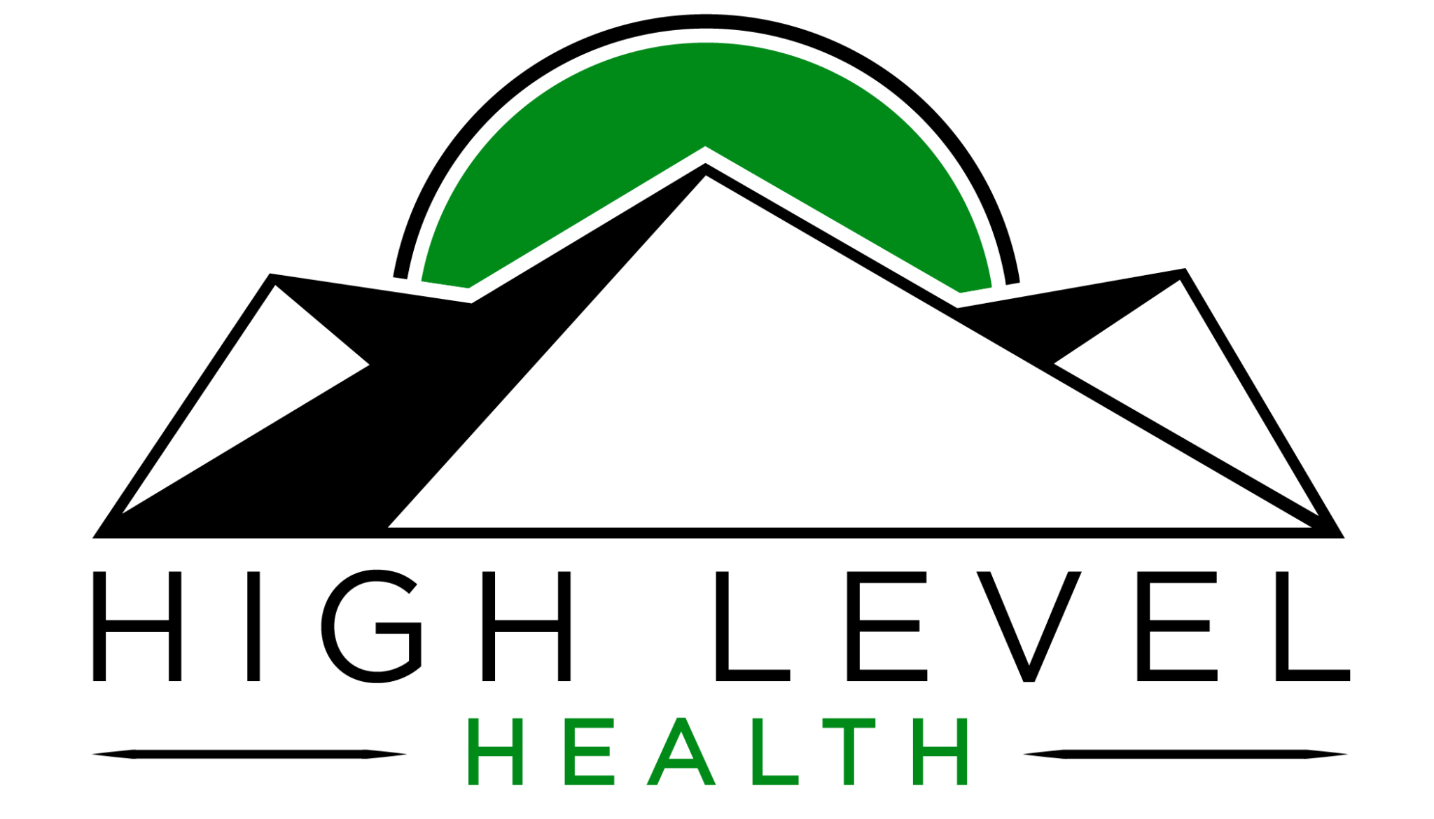 High Level Health New Logo